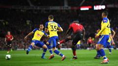 Ман Юнайтед се завърна в Топ 4 на Висшата лига с инфарктна победа, Лукаку напомни за себе си