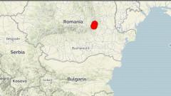 Земетресение около 4 по Рихтер край Вранча