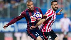 Атлетик (Билбао) излъга Ейбар с гол в 94-ата минута