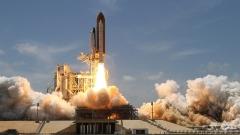 Бум! Ракетата на SpaceX експлодира при кацане (ВИДЕО)