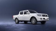 Peugeot прави в Китай пикап специално за Африка
