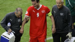 Бехрами и Фрай аут за мача с Испания