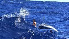 Най-младата жена, прекосила сама океан с гребане