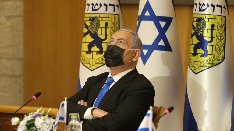 Израел започна операция срещу Газа