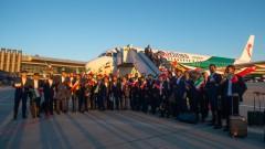 Иран е първият участник на Мондиал 2018, който пристигна в Русия