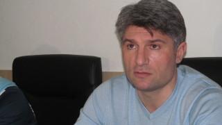 Спортният директор на Левски Ивайло Петков за първи път ще говори пред медиите