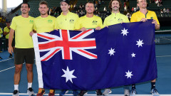 """Австралия, Еквадор и Казахстан се класираха за финалите на """"Купа Дейвис"""""""