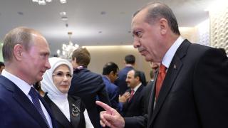Путин и Ердоган се срещат в Русия в началото на август, потвърди Кремъл