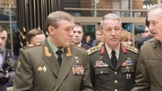 Ръководителите на армиите на САЩ и Русия се срещат в Хелзинки