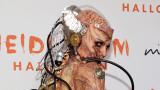 Хайди Клум, Хелоуин и най-страшният костюм на модела досега