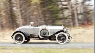 Продадоха най-старото Bentley за 668 хил. евро