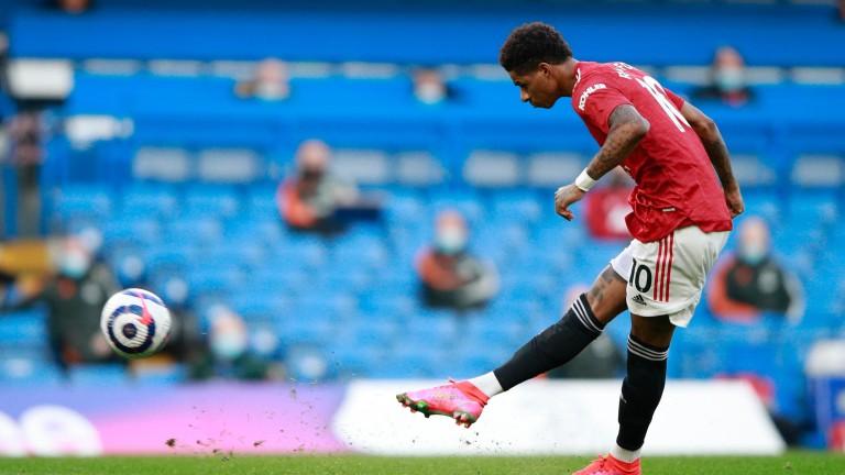 Манчестър Юнайтед не може да бележи срещу най-силните отбори, забелязаха