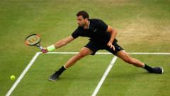 """Организаторите се надяват днес да се играе тенис в """"Куинс Клъб"""""""