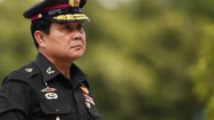 Лидерът на хунтата в Тайланд избран за премиер от парламента