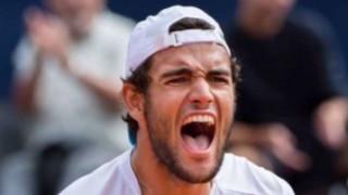 """Матео Баретини се класира за финал на """"Уимбълдън"""" и пренаписа италианската история в тениса"""
