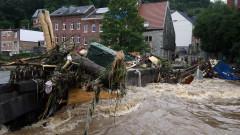 Белгия разследва непредумишлено убийство заради наводненията