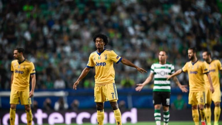 Халфът на Ювентус - Хуан Куадрадо ще бъде извън терените