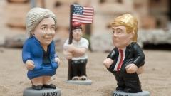 Валутните пазари залагат за победа на Хилъри Клинтън