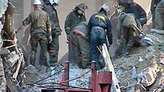 Четирима спасени след срутване на сграда в Русия