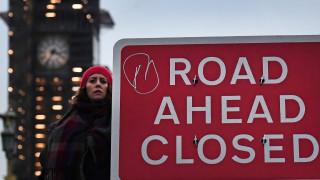 5,5% намален икономически ръст за Великобритания до 2030 г. със споразумението за Брекзит