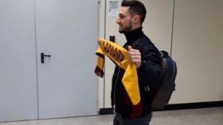 """Матео Политано вече е в Рим, за да подпише с """"вълците"""""""