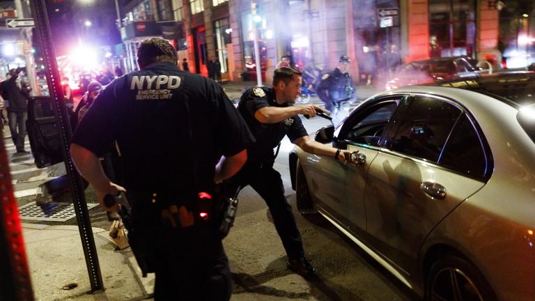 В американския град Ню Йорк бе въведен полицейски час, който