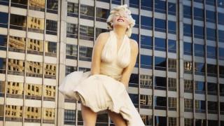 Статуята на Мерилин Монро, която предизвика смесени реакции