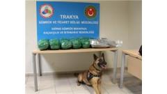На Капъкуле хванаха дрога, влязла от България