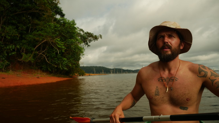 Филип Лхамсурен – българинът, който прекоси Амазония сам