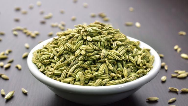 Семената от фенел – ароматни и полезни
