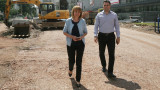 Фандъкова отива на среща с Камарата на архитектите