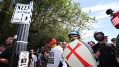Сблъсък между крайнодесни и антифашисти в Портланд