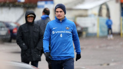 Иван Горанов: Мислим само за мача със Славия, Дерменджиев внася спокойствие в Левски