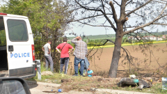 Шофьор загина при челна катастрофа край Елхово