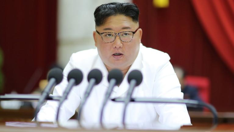 Коронавирус: Какво се случва със Северна Корея?
