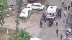 Четири деца пострадаха при взрив на кола в Киев