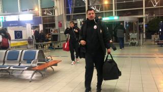 ЦСКА замина за Марбея без Нуно Пинто