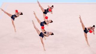 Златните момичета донесоха трети златен медал в Токио