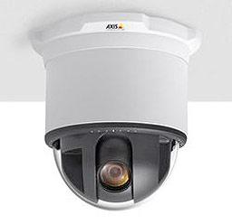 AXIS 233D - мрежова куполна камера за наблюдение