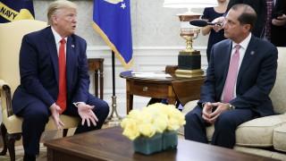 Тръмп бесен на ЕЦБ, навреждала на икономиката на САЩ