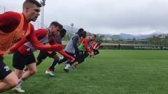 В чужбина за футболист на ЦСКА: Той е много техничен, с отлични физически параметри и бързина