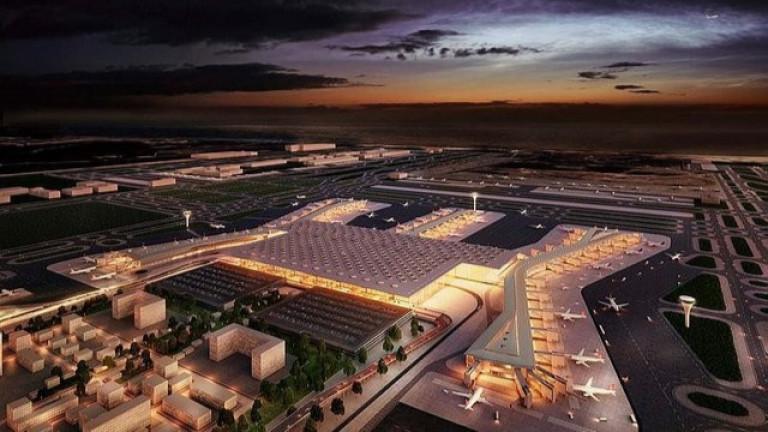 Бъдещото най-голямо летище в света има сериозен финансов проблем