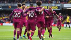 Манчестър Сити не прости на Уотфорд