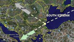 Газпром купи дяловете на Eni, EDF  и Wintershall в Южен поток