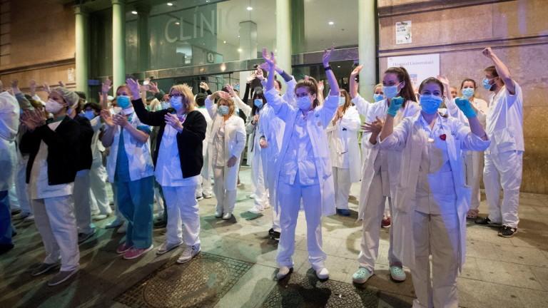 26 студенти от Тракийски университет, специалност медицина, се включиха в