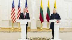 САЩ разкритикуваха Русия за струпването на сили до балтийските държави