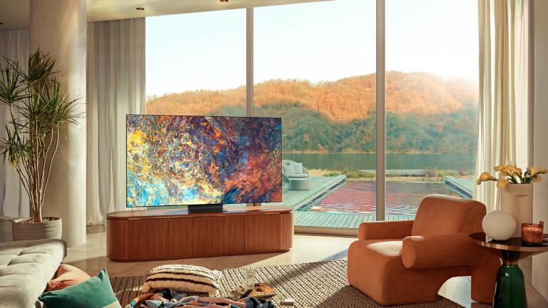 Samsung представи в България новите си телевизори с Neo QLED технология