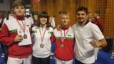 Националите по карате спечелиха осем медала на Балканиадата в Дубровник