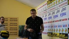 Акрапович: Радвам се, че отново ще работя с Георги Илиев