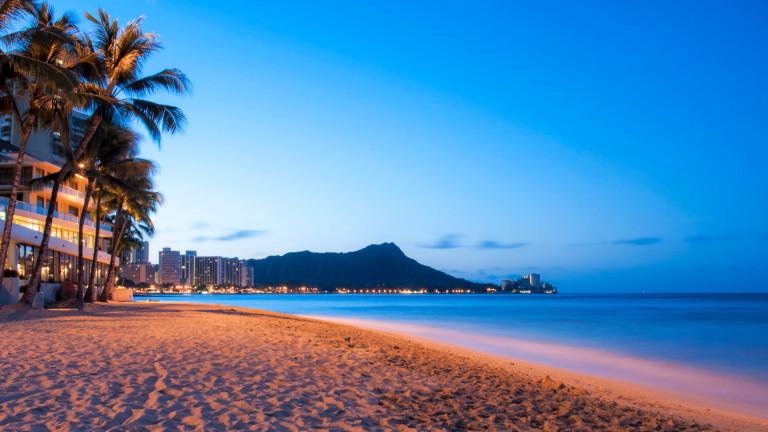 Хавай започва да плаща на туристите си да се връщат вкъщи